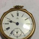 Relojes de bolsillo: RELOJ DE BOLSILLO NO ANDA, 49 MM RARA FORMA, NO ANDA. Lote 161263401