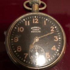Relojes de bolsillo: ANTIGUO RELOJ DE BOLSILLO AMERICANO INGERSOLL WATCH CO.. Lote 161290214
