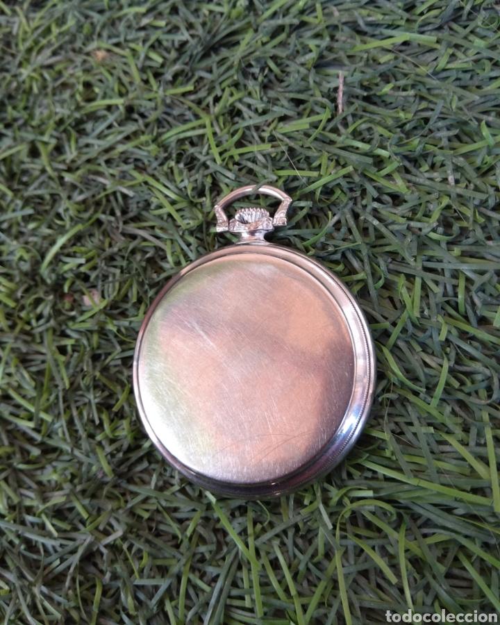 Relojes de bolsillo: Reloj de Bolsillo Omega - Caja Acero - Leer Descripción - - Foto 5 - 161295241