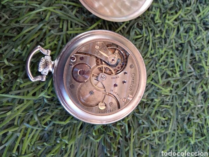 Relojes de bolsillo: Reloj de Bolsillo Omega - Caja Acero - Leer Descripción - - Foto 9 - 161295241