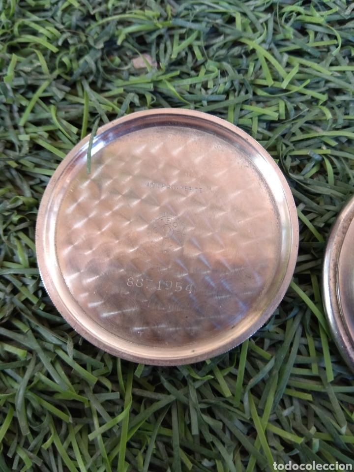 Relojes de bolsillo: Reloj de Bolsillo Omega - Caja Acero - Leer Descripción - - Foto 10 - 161295241