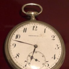 Relojes de bolsillo: RELOJ DE BOLSILLO CRONOMETRE. Lote 161315506