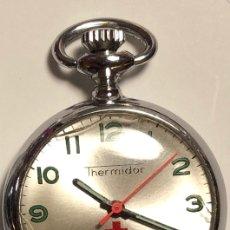 Relojes de bolsillo: RELOJ DE BOLSILLO, DE ENFERMERA. FUNCIONA.. Lote 160460914