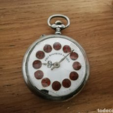 Relojes de bolsillo: RELOJ TIPO ROSKOPF. FILS ROSSKOPF PATENT. EN FUNCIONAMIENTO. Lote 161473062