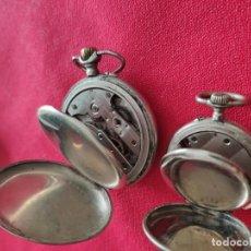 Relojes de bolsillo: LOTE DE RELOJES ANTIGUOS . Lote 161670146