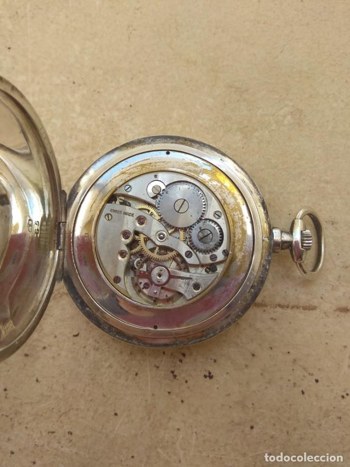 Relojes de bolsillo: Reloj de Bolsillo Marvin - Plata - Leer Descripción - - Foto 17 - 161294261