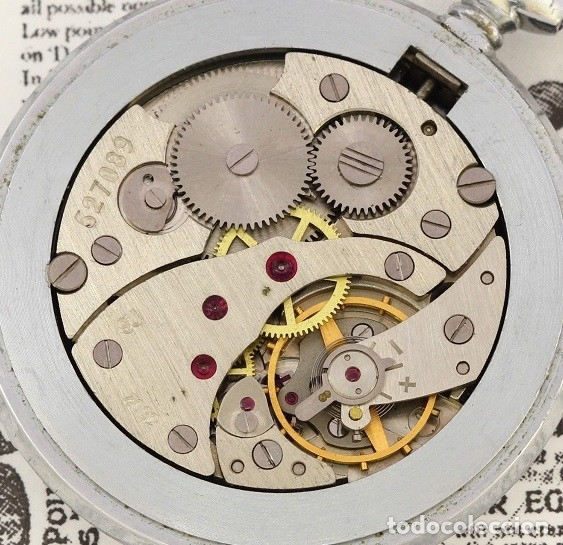 Relojes de bolsillo: RELOJ DE BOLSILLO RUSO MOLNIJA EDICION ESPECIAL USSR LA GRAN GUERRA 1941-1945 SEGUNDA GUERRA MUNDIAL - Foto 5 - 162052390