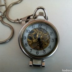 Relojes de bolsillo: BONITO Y CURIOSO RELOJ DE BOLSILLO. Lote 162282789