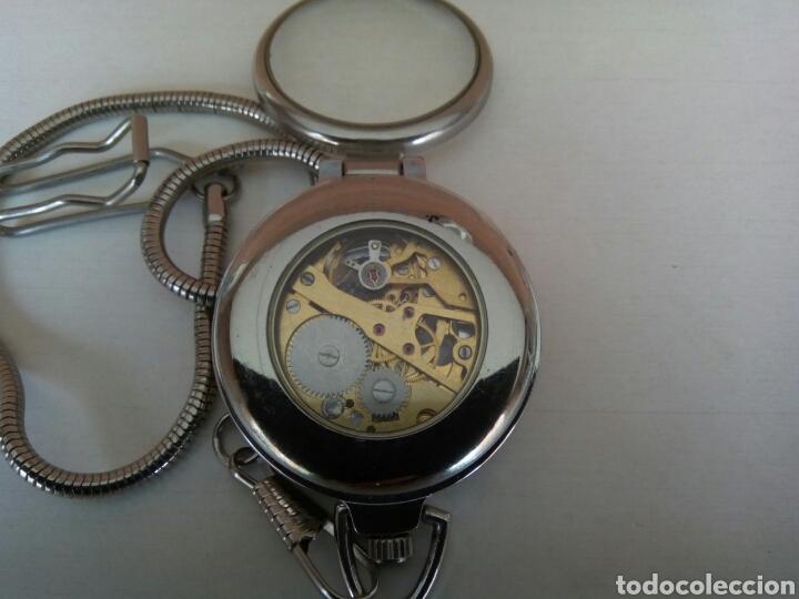 Relojes de bolsillo: Bonito y curioso reloj de bolsillo - Foto 3 - 162282789