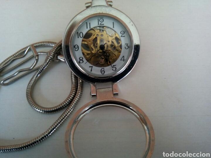 Relojes de bolsillo: Bonito y curioso reloj de bolsillo - Foto 4 - 162282789