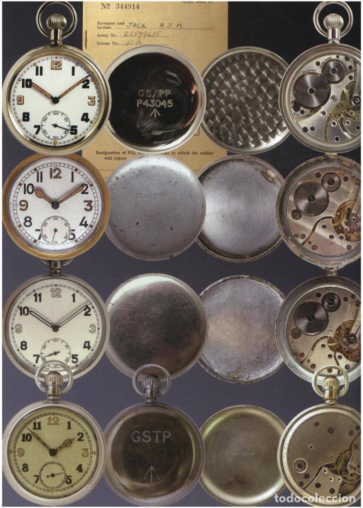 Relojes de bolsillo: RELOJ MILITAR DE BOLSILLO - Foto 4 - 162764814