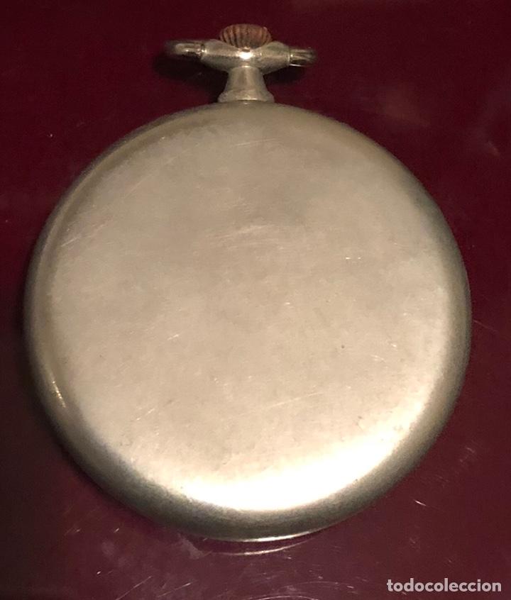 Relojes de bolsillo: Antiguo reloj suizo de bolsillo Boletta - Foto 4 - 162792720
