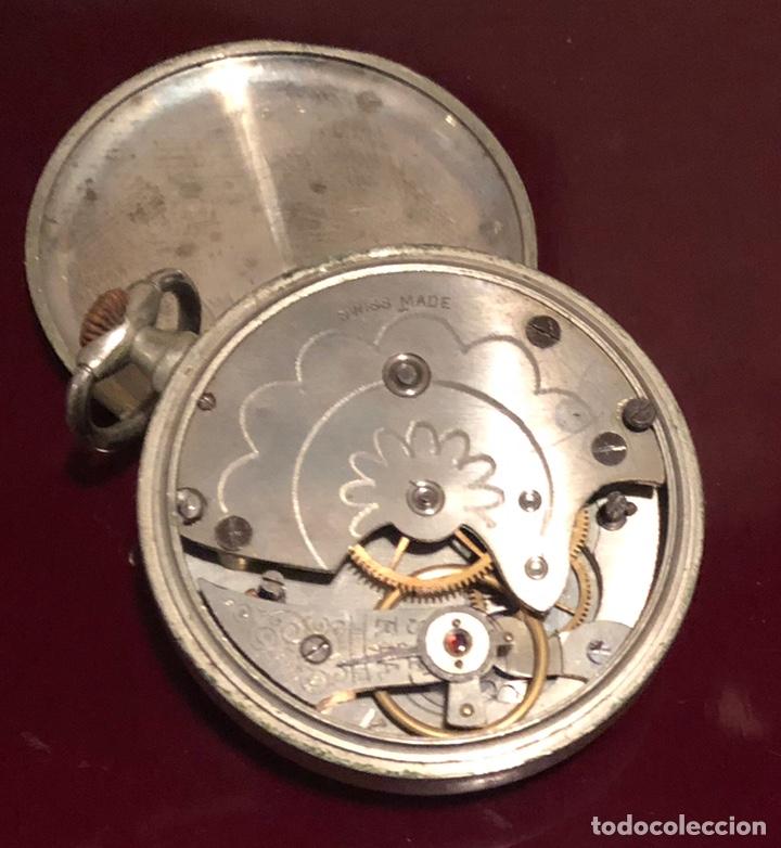 Relojes de bolsillo: Antiguo reloj suizo de bolsillo Boletta - Foto 5 - 162792720