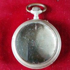 Relojes de bolsillo: ANTIGUA CAJA RELOJ BOLSILLO. Lote 163035092