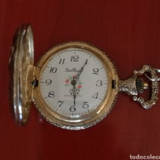 Relojes de bolsillo: RELOJ DE BOLSILLO YVES RENOID. Lote 163046118