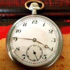 Relojes de bolsillo: RELOJ DE BOLSILLO C1920. Lote 163056202