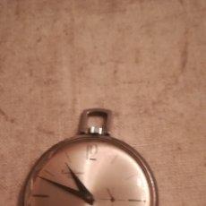 Relojes de bolsillo: ANTIGUO RELOJ DE BOLSILLO, CANDELANU WATCH DE CUERDA. Lote 163419340