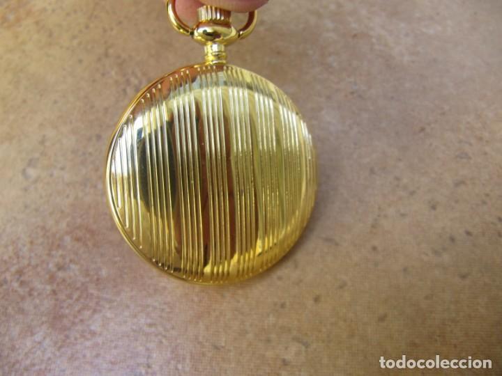 Relojes de bolsillo: RELOJ DE BOLSILLO CON MAQUINARIA DE CALIDAD CON SISTEMA DE RUEDA - Foto 9 - 163435890