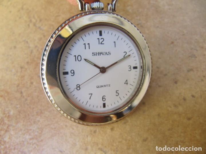 RELOJ DE BOLSILLO CON MAQUINARIA MIYOTA (Relojes - Bolsillo Carga Manual)