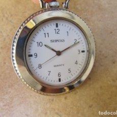 Relojes de bolsillo: RELOJ DE BOLSILLO CON MAQUINARIA MIYOTA. Lote 163438562
