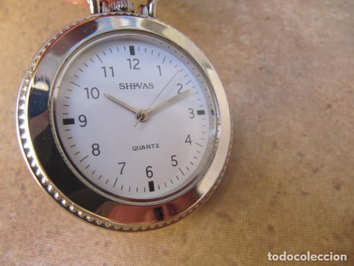 Relojes de bolsillo: RELOJ DE BOLSILLO CON MAQUINARIA MIYOTA - Foto 2 - 163438562