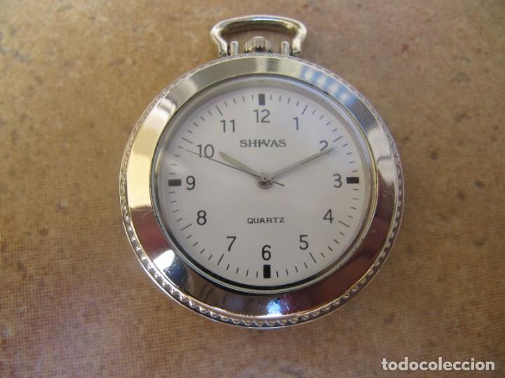 Relojes de bolsillo: RELOJ DE BOLSILLO CON MAQUINARIA MIYOTA - Foto 6 - 163438562