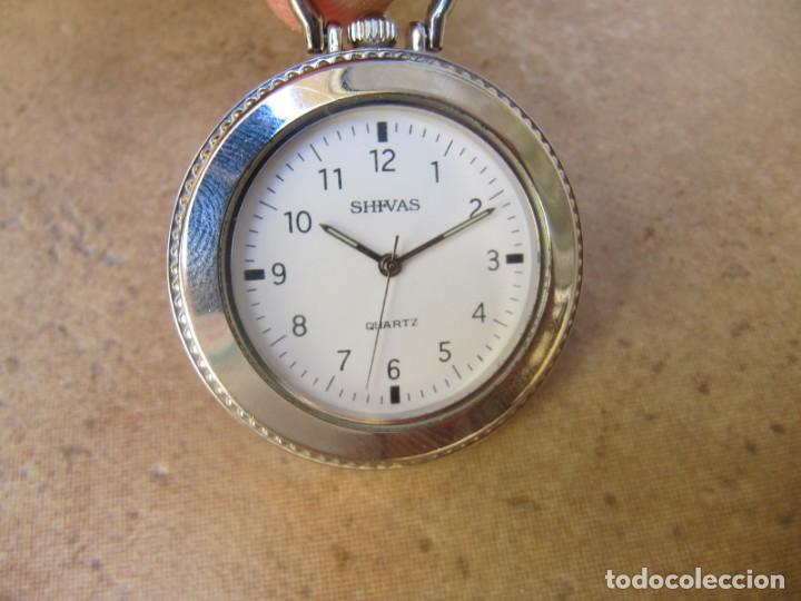 Relojes de bolsillo: RELOJ DE BOLSILLO CON MAQUINARIA MIYOTA - Foto 7 - 163438562