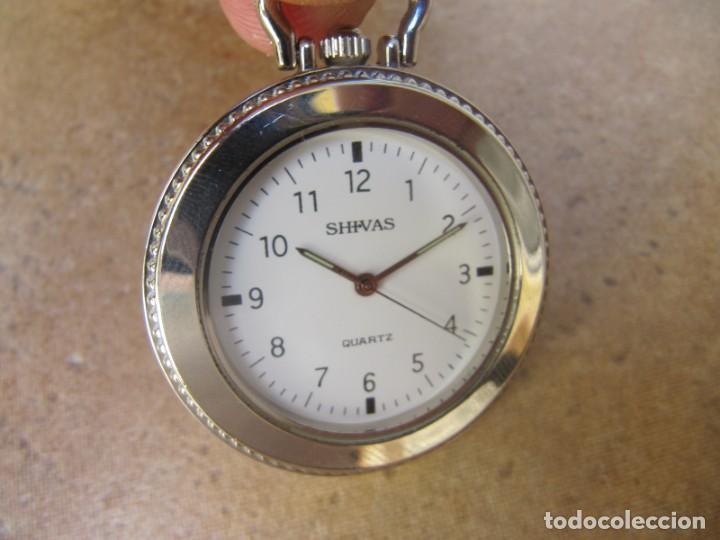 Relojes de bolsillo: RELOJ DE BOLSILLO CON MAQUINARIA MIYOTA - Foto 8 - 163438562