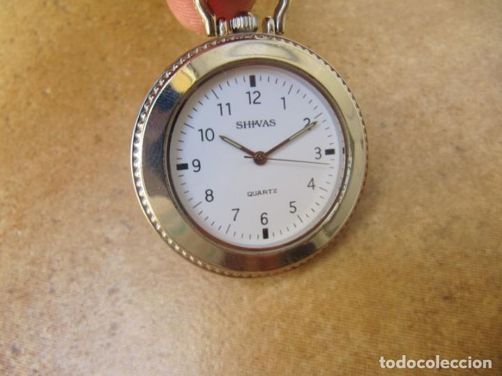 Relojes de bolsillo: RELOJ DE BOLSILLO CON MAQUINARIA MIYOTA - Foto 9 - 163438562