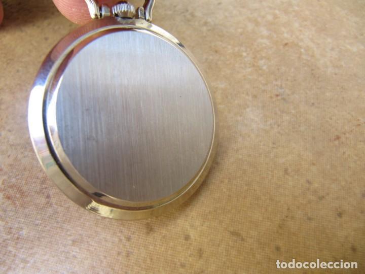Relojes de bolsillo: RELOJ DE BOLSILLO CON MAQUINARIA MIYOTA - Foto 10 - 163438562