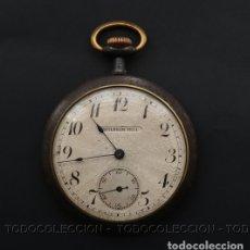 Relojes de bolsillo: RELOJ DE BOLSILLO WILHELM TELL ESCAPE DE CILINDRO. Lote 165062298