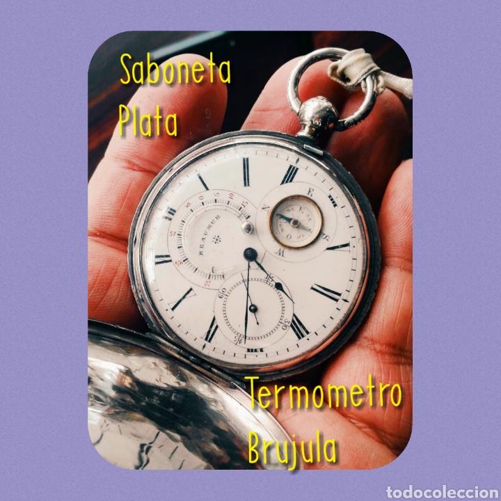 ca3d7a94be0c Reloj de bolsillo coleccion usado - compra   venta página 1