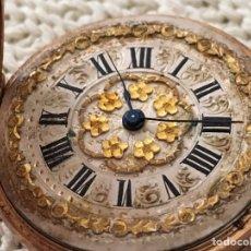 Relojes de bolsillo: RELOJ DE BOLSILLO ORO 18 K. Lote 165106725