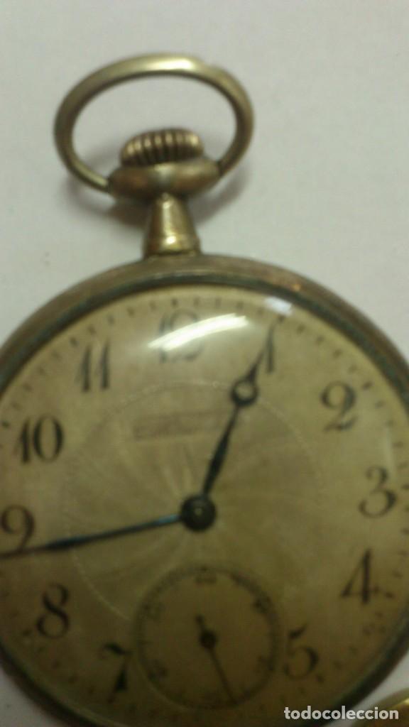 Relojes de bolsillo: reloj - es de bolsillo de cuerda , VER FOTOS , SE ADMITEN OFERTAS ... - Foto 2 - 165273530