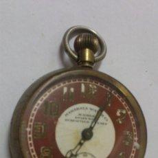 Relojes de bolsillo: RELOJ - ES DE BOLSILLO DE CUERDA , VER FOTOS , SE ADMITEN OFERTAS .... Lote 165273626