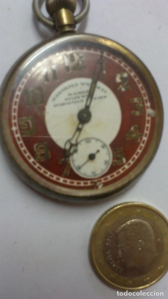 Relojes de bolsillo: reloj - es de bolsillo de cuerda , VER FOTOS , SE ADMITEN OFERTAS ... - Foto 2 - 165273626