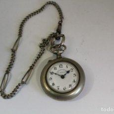 Relojes de bolsillo: RELOJ DE BOLSILLO CRONOMETRO ROSKOP. Lote 176041540