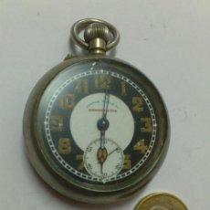 Relojes de bolsillo: RELOJ - ES DE BOLSILLO DE CUERDA , VER FOTOS , SE ADMITEN OFERTAS ... . Lote 165415538