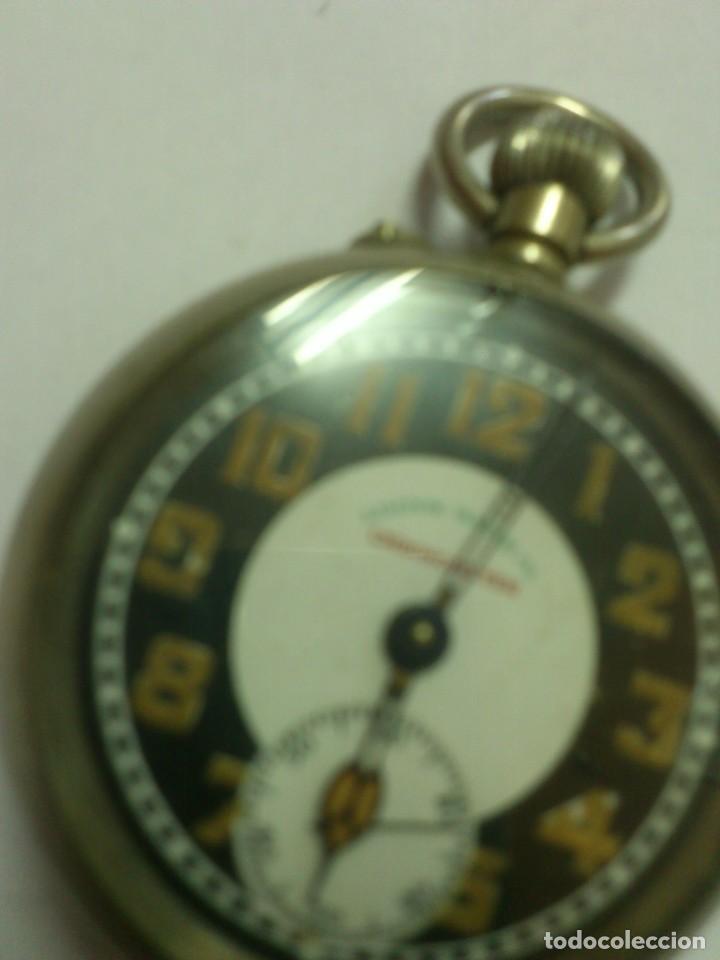 Relojes de bolsillo: reloj - es de bolsillo de cuerda , VER FOTOS , SE ADMITEN OFERTAS ... - Foto 2 - 165415538