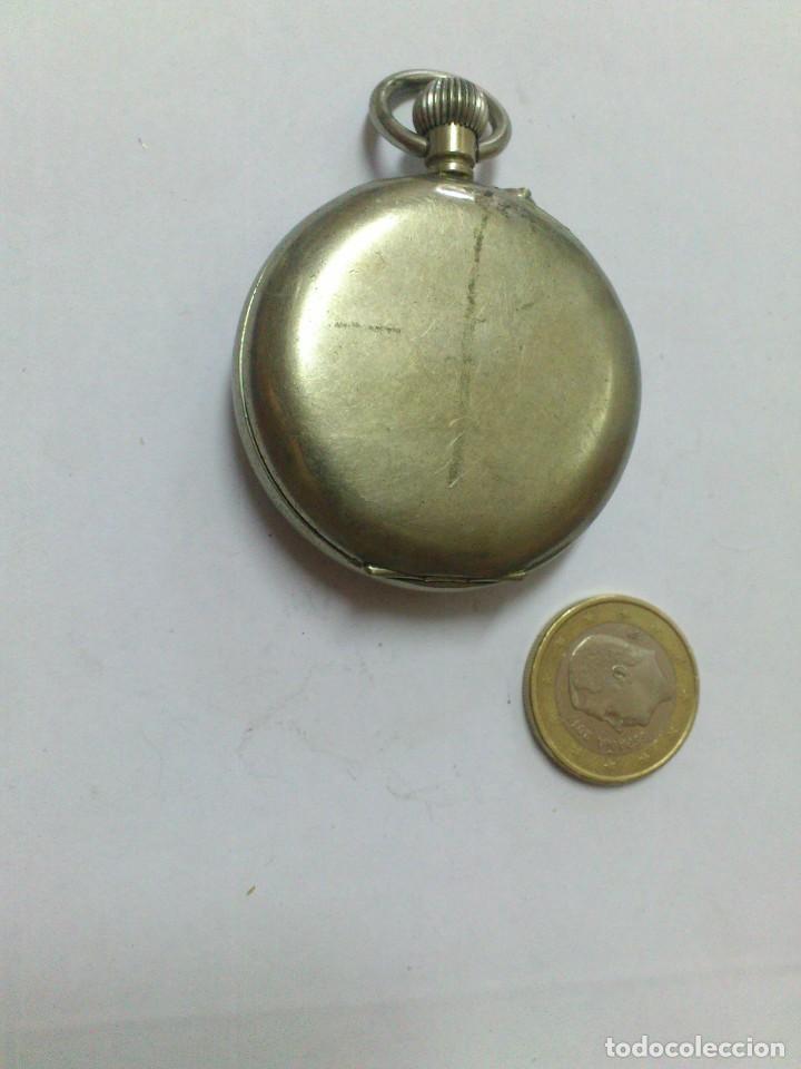 Relojes de bolsillo: reloj - es de bolsillo de cuerda , VER FOTOS , SE ADMITEN OFERTAS ... - Foto 7 - 165415538