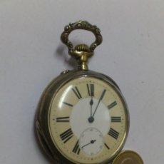 Relojes de bolsillo: RELOJ - ES DE BOLSILLO DE CUERDA , VER FOTOS , SE ADMITEN OFERTAS .... Lote 165415626