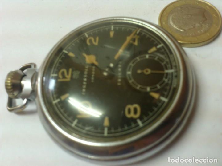 Relojes de bolsillo: reloj - es de bolsillo de cuerda , VER FOTOS , SE ADMITEN OFERTAS ... - Foto 2 - 165415706
