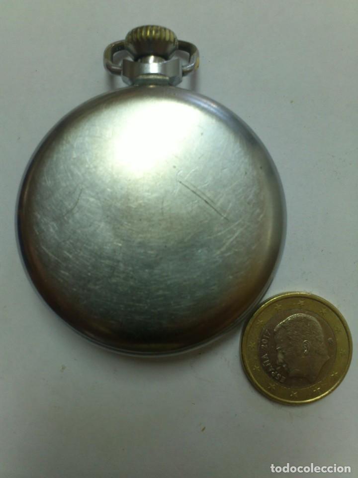 Relojes de bolsillo: reloj - es de bolsillo de cuerda , VER FOTOS , SE ADMITEN OFERTAS ... - Foto 3 - 165415706