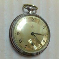 Relojes de bolsillo: RELOJ - ES DE BOLSILLO DE CUERDA , VER FOTOS , SE ADMITEN OFERTAS .... Lote 165415930