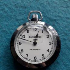 Relojes de bolsillo: RELOJ DE BOLSILLO COMBITORAX 1500. FUNCIONANDO. Lote 165470890