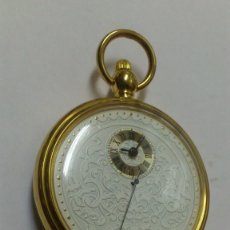 Relojes de bolsillo: RELOJ - ES DE BOLSILLO DE CUERDA , VER FOTOS , SE ADMITEN OFERTAS ... . Lote 165682290