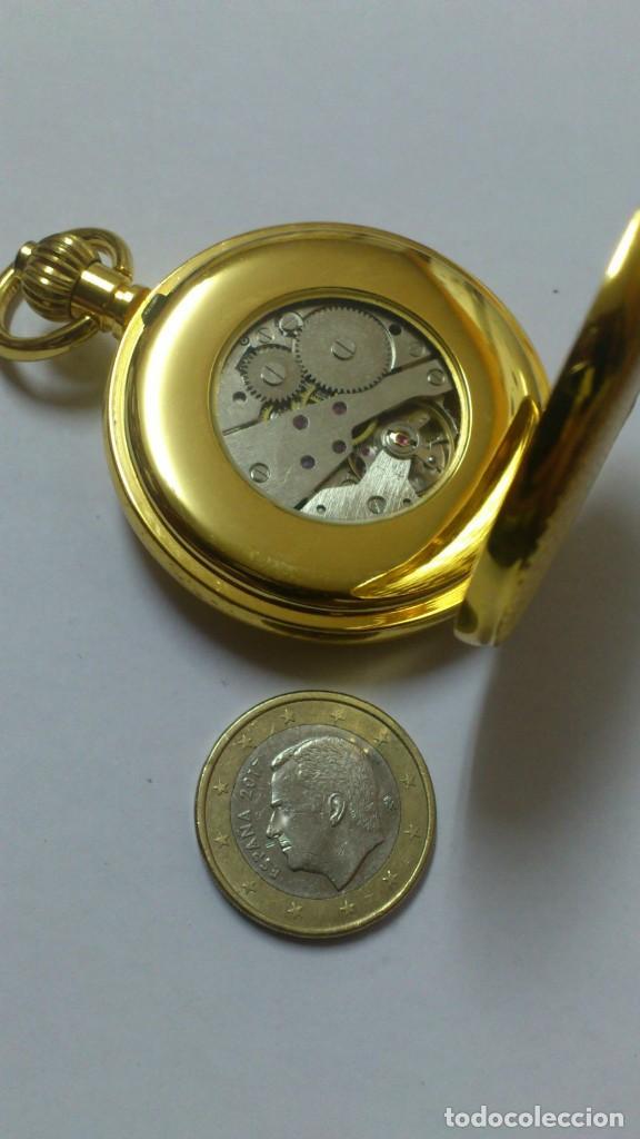 Relojes de bolsillo: reloj - es de bolsillo de cuerda , VER FOTOS , SE ADMITEN OFERTAS ... - Foto 2 - 165682438