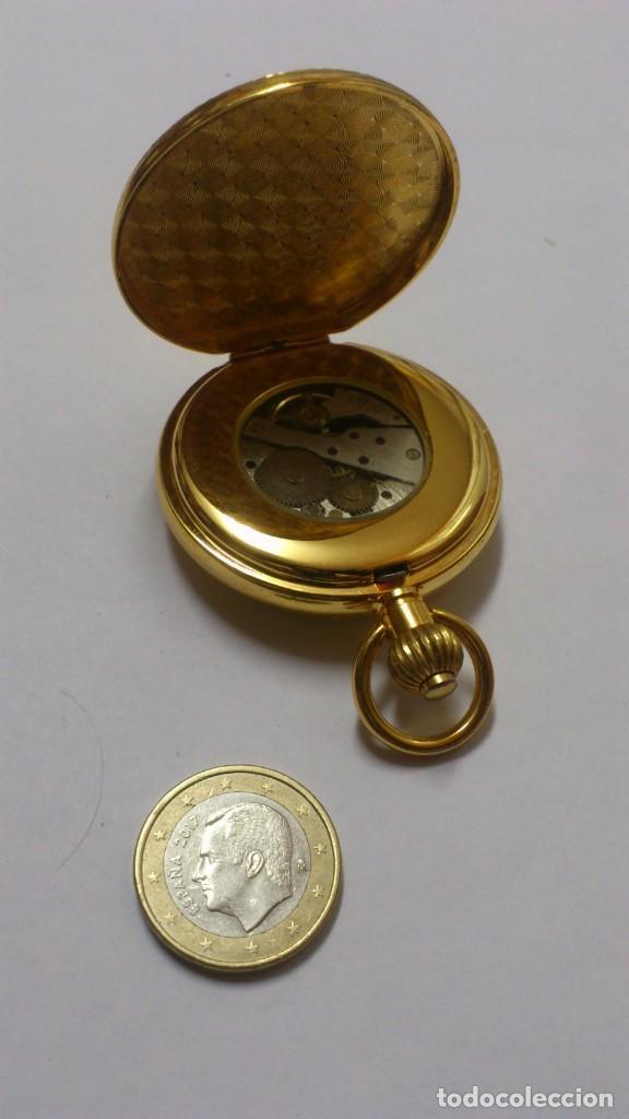Relojes de bolsillo: reloj - es de bolsillo de cuerda , VER FOTOS , SE ADMITEN OFERTAS ... - Foto 3 - 165682438