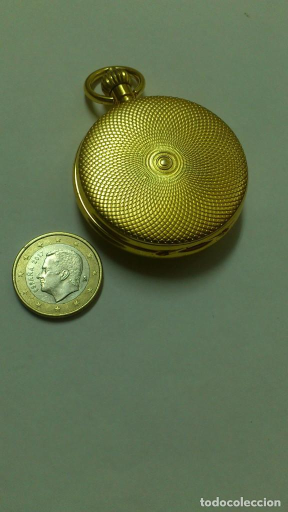Relojes de bolsillo: reloj - es de bolsillo de cuerda , VER FOTOS , SE ADMITEN OFERTAS ... - Foto 4 - 165682438