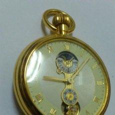 Relojes de bolsillo: RELOJ - ES DE BOLSILLO DE CUERDA , VER FOTOS , SE ADMITEN OFERTAS ... . Lote 165682986